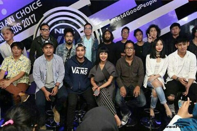 Ini Daftar Lengkap Nominasi Indonesian Choice Awards 2017