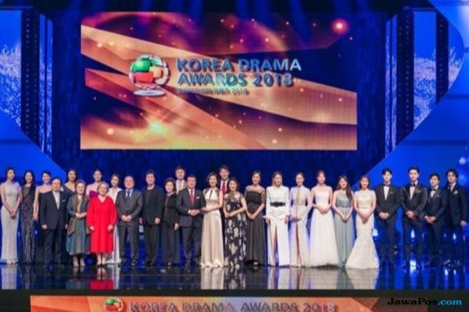 Ini Daftar Pemenang 'Korea Drama Awards 2018'