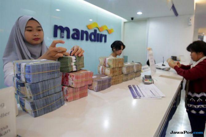 Ini Jurus Bank Mandiri Bawa Balik Uang Terparkir di Luar Negeri