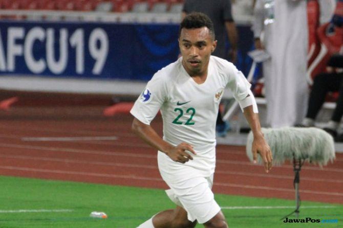 Piala Asia U-19 2018, Timnas U-19 Indonesia, Todd Rivaldo Ferre