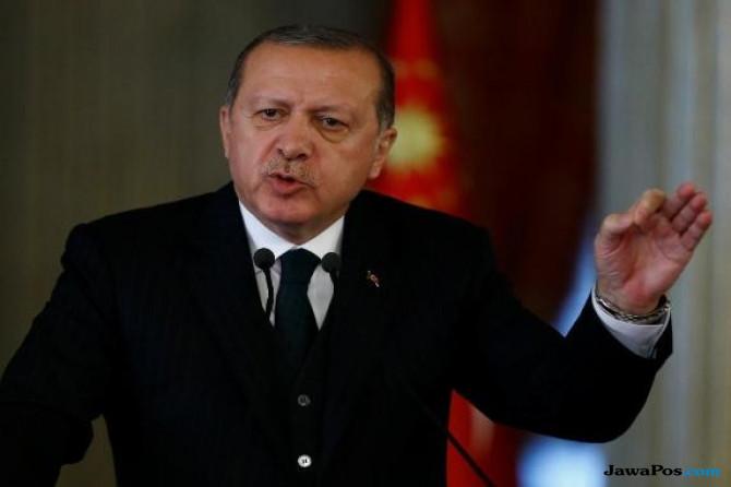Ini Penyebab Erdogan Ngamuk ke AS