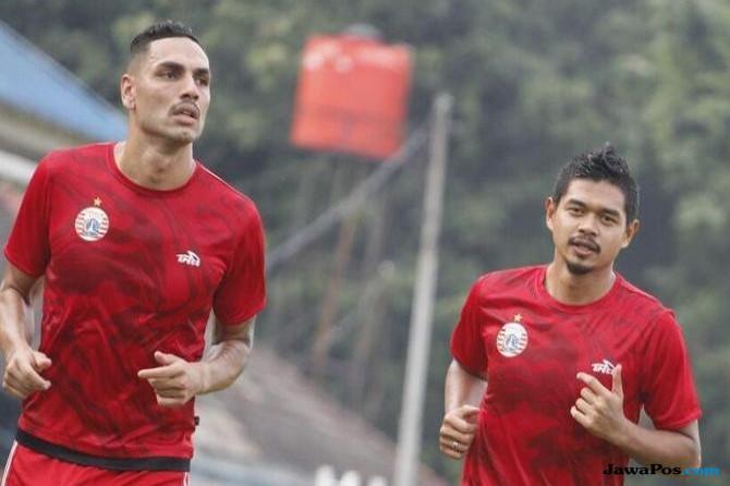 Persija Jakarta, Persib Bandung, Persija vs Persib, Jaimerson Da Silva Xavier, AFC Cup 2018, tampines rovers,