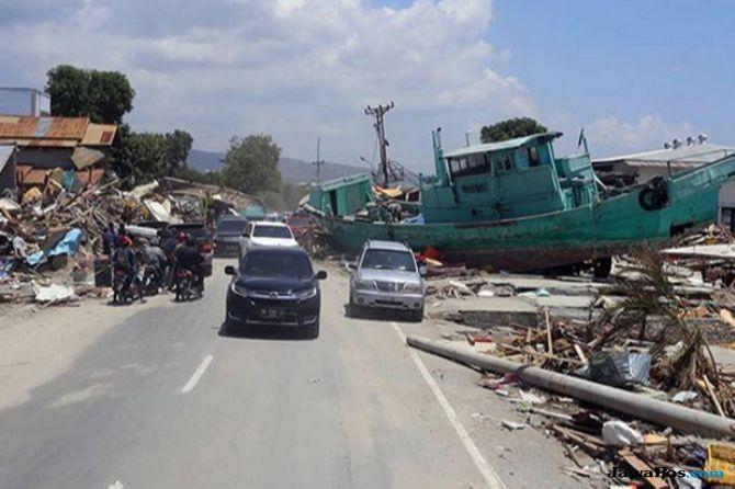 Kemenpora, Gempa Palu, Gempa Sulawesi, Gempa donggala, tsunami, atlet paralayang
