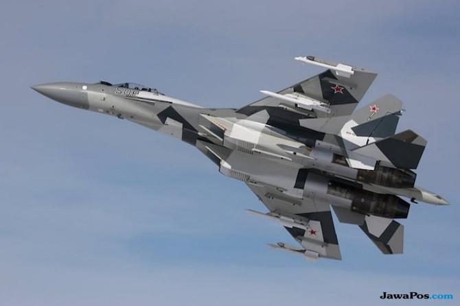 Ini Spesifikasi Sukhoi SU-35 Hasil Barter dengan Hasil Kebun