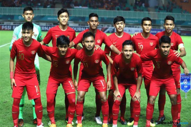 PSSI, Timnas U-19 Indonesia, Timnas U-19 Arab Saudi