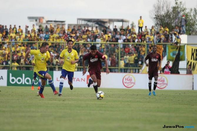 PSM Makassar, Liga 1 2018, Robert Rene Alberts, Konsentrasi Pemain