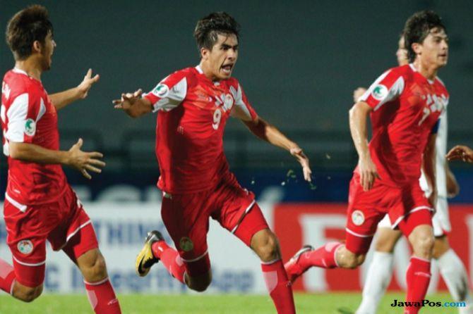 Piala Asia U-16 2018, Piala Dunia U-17 2019, Australia, Jepang, Tajikistan, Korea Selatan, Timnas U-16 Indonesia