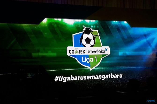 Inilah Logo Bola Resmi Kompetisi Liga 1 2017 Jawapos Gambar