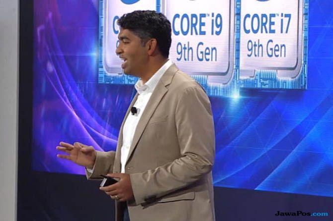 Intel Generasi kesembilan, Intel prosesor Terbaru, Anand Srivatsa Intel