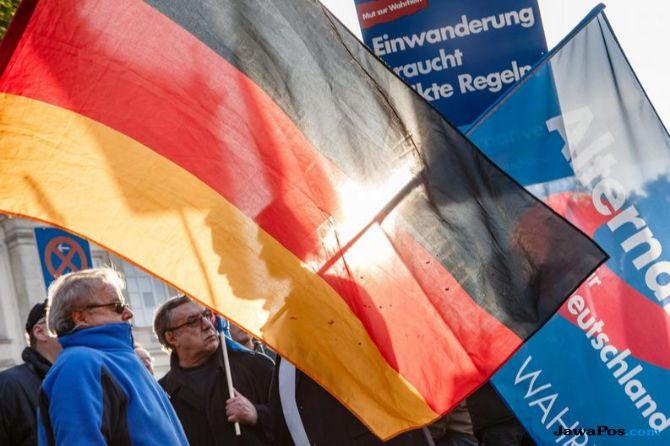 Intelijen Jerman Klaim Tidak Ada Penargetan Warga Asing di Chemnitz