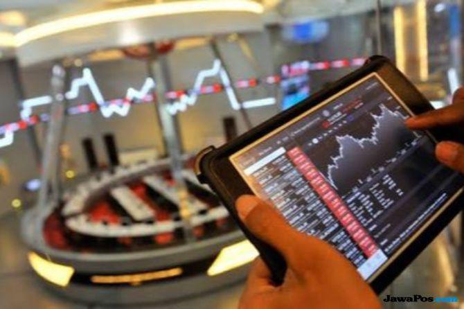 Investor Panik, IHSG Makin Amblas 4,49 Persen Jelang Penutupan