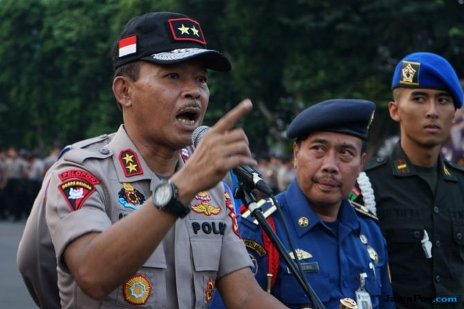 IPW: Sejak Era Jokowi Sistem Urut Kacang Polri Ditabrak