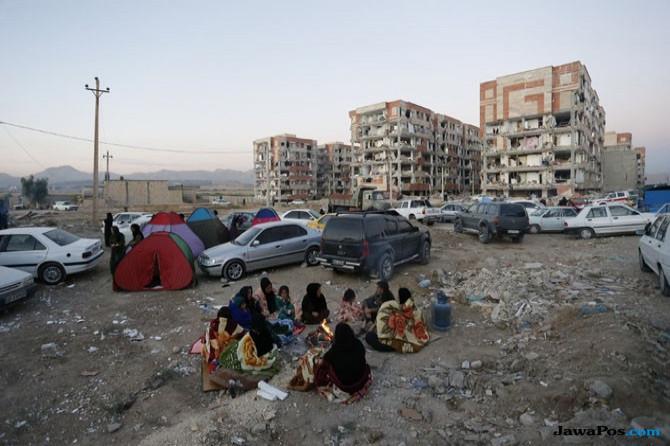 Gempa Perbatasan Iran-Iraq