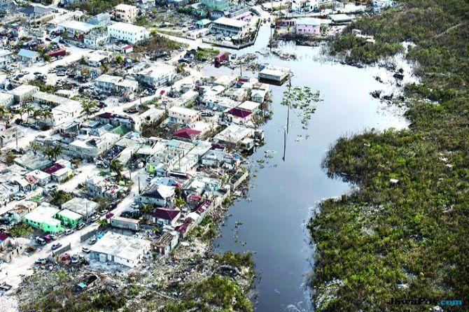 Irma Menyisakan Pemulihan yang Melelahkan