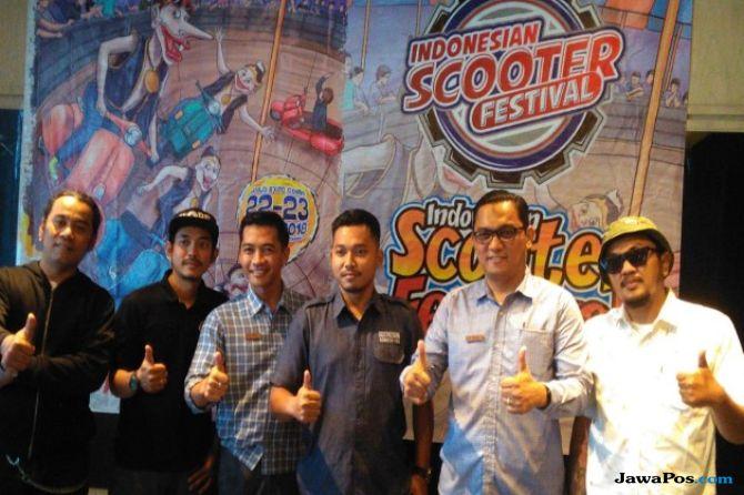 ISF 2018 Siap Bikin Geger Scooterist Kota Gudeg