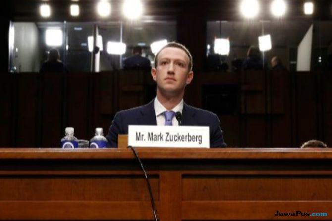 ISIS Ancam Penggal Bos Facebook