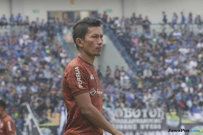 Liga 1 2018, Persija Jakarta, Ismed Sofyan