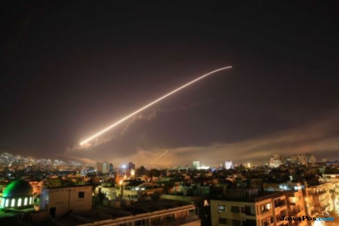 Israel Ancam Habisi Iran di Syria