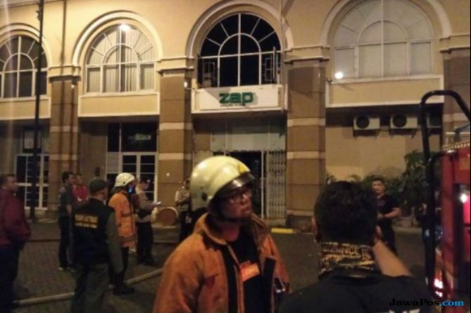 ITC Permata Hijau Di Lalap Si Jago Merah, Kerugian Capai Ratusan Juta