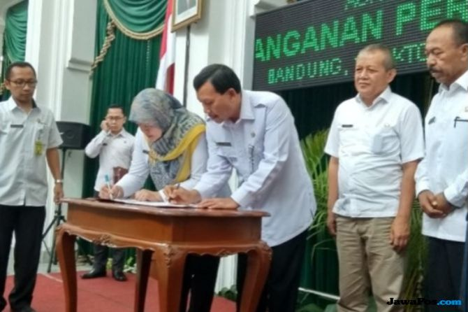 Jabar Komitmen Jadi Penopang Perekonomian Indonesia