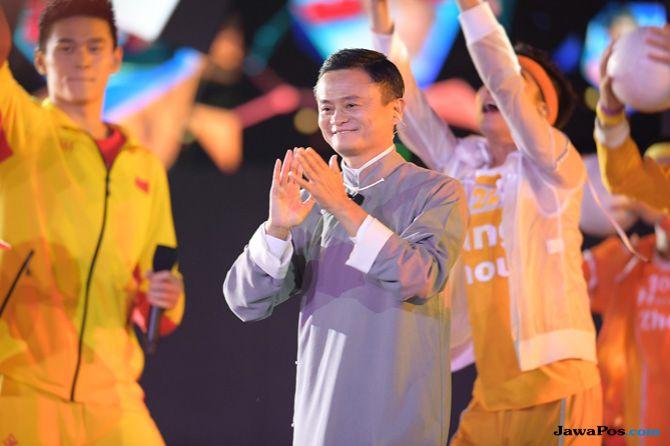 Asian Games 2018, Jack Ma, Closing Ceremony, Tiongkok