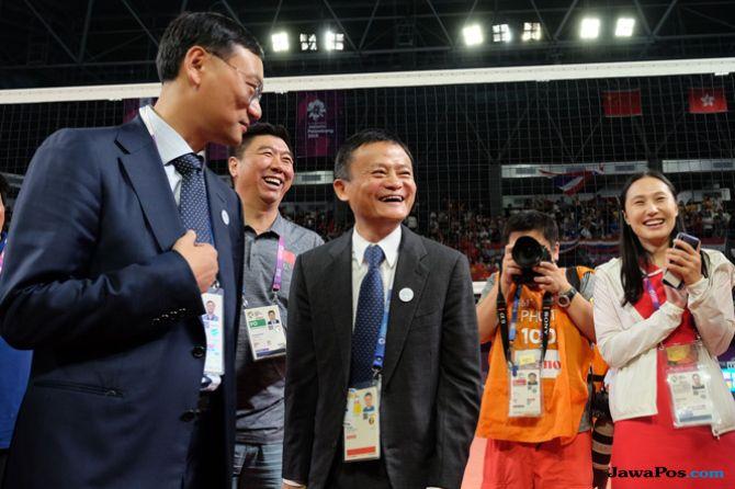 Pendiri Alibaba Jack Ma