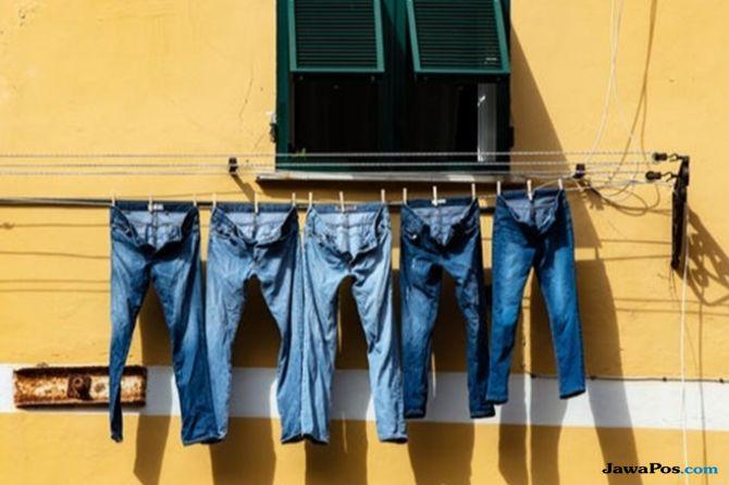 Jadi Diri Sendiri, Pilih Celana Jeans yang Tepat dengan 4 Langkah
