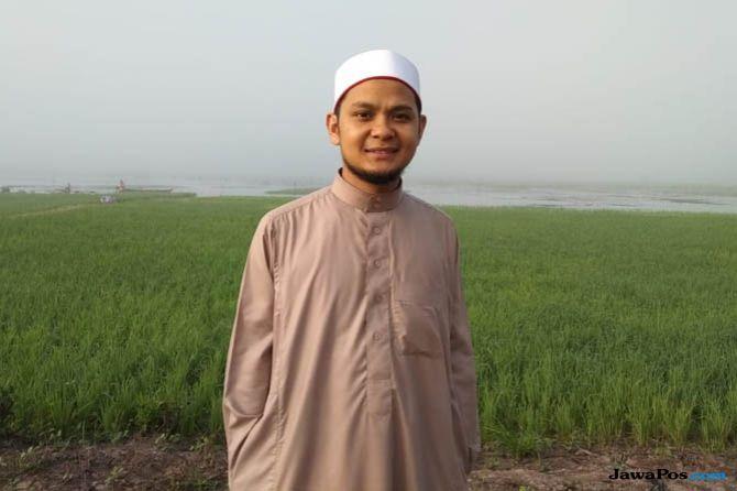 Ustad Syamsul Fajri, Ustad Tamunti Pugaan Tabalong, Imam Dua Negara