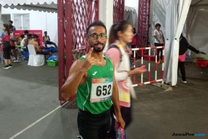 Asian Para Games 2018, INAPGOC, Kemenpora, Indonesia, Arab Saudi, Alsana Nour