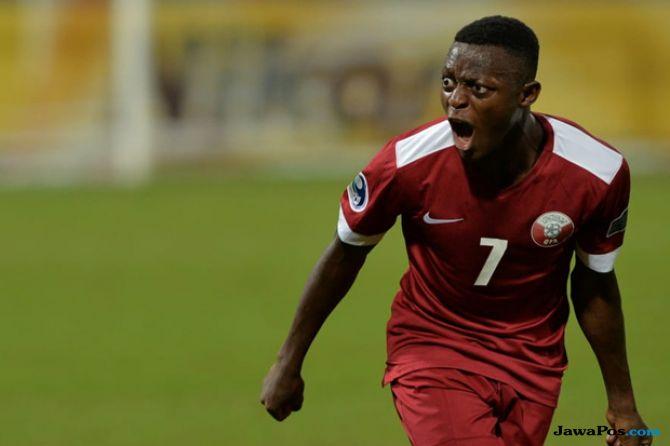 Piala Asia U-19 2018, Timnas U-19 Qatar, Abdulrasheed Umaru, Timnas U-19 Indonesia