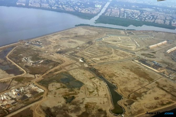 Jadi Seperti Kobokan Raksasa, Anies Minta Giant Sea Wall Dikaji Ulang