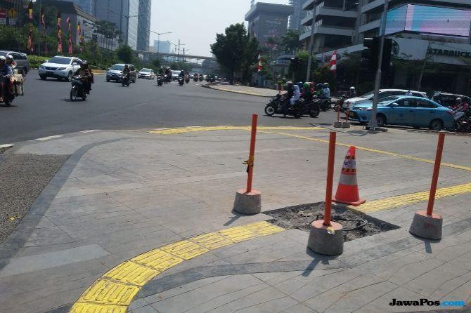 Jadi Tuan Rumah Asian Para Games, Jakarta Belum Ramah Disabilitas