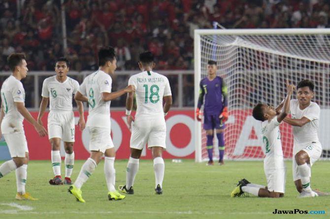 Piala Asia U-19 2018, Timnas U-19 Indonesia, Timnas U-19 UEA