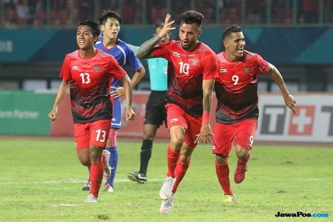 Timnas Indonesia, Piala AFF 2018, Jadwal Live Indonesia vs Myanmar,