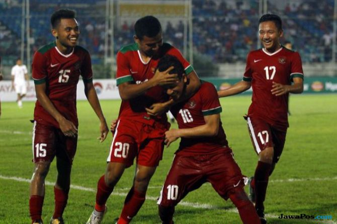 Timnas U-19 Indonesia, Piala Asia U-19 2018, Arab Saudi U-19, Jordania U-19, Jadwal Live TV Timnas U-19 vs Arab Saudi,