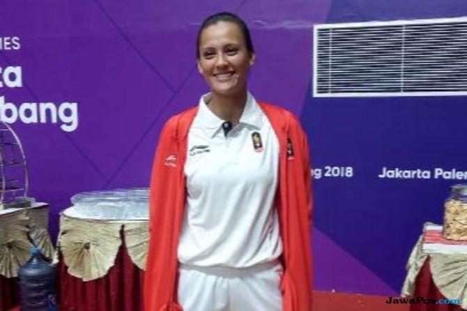 Asian Games 2018, jujitsu, Simone Julia