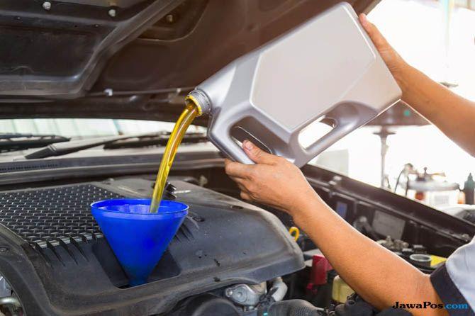Jaga Kualitas Oli Mesin! Hindari Musuh Pelumas dengan Cara Ini