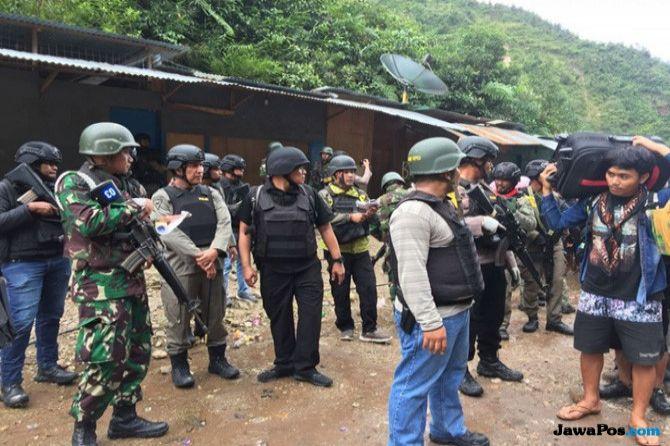 Jaga Pilkada Papua, Mabes Polri Siagakan Personel Tambahan