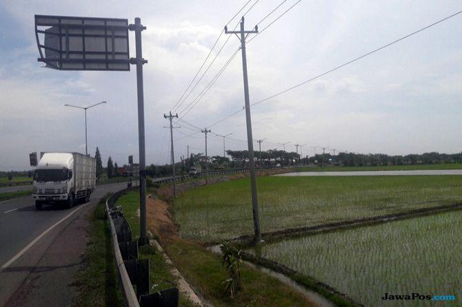 Jalan Tol Semarang-Demak Dibangun di Atas Tanggul Laut