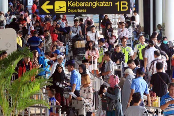 Jalur Khusus di Bandara Soetta Layani Kontingen Asian Games 2018