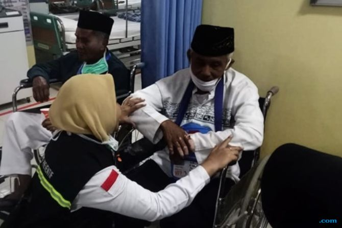 Jamaah Haji Paling Banyak Berisiko Kena Hipertensi
