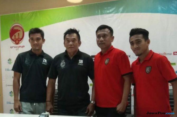 Liga 1 2018, Bali United, Sriwijaya FC