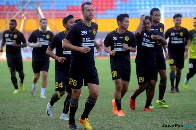Sriwijaya Fc Liga   Persebaya Surabaya Singa Mania Sriwijaya Mania
