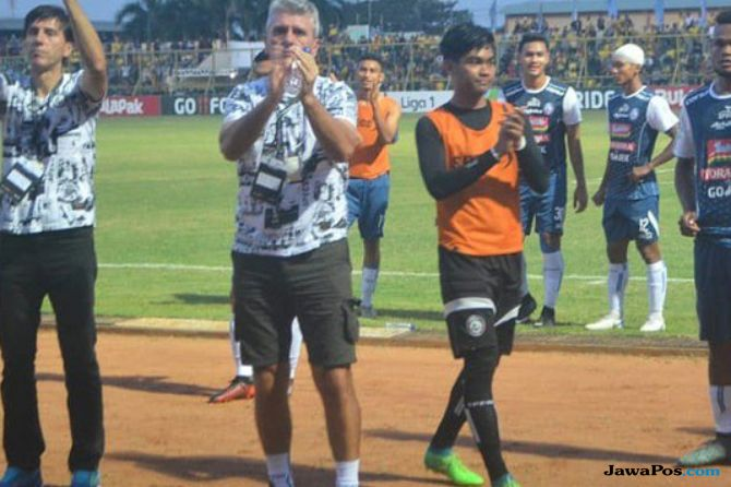 Liga 1 2018, Arema FC, Persebaya Surabaya, Stadion Kanjuruhan