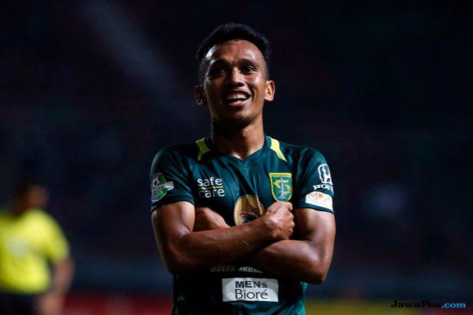 Persebaya Surabaya, Irfan Jaya, PSIS Semarang, Liga 1 2018