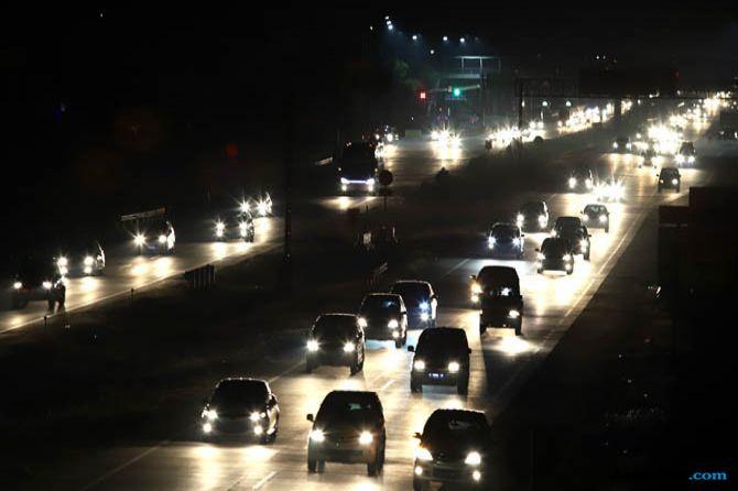 Jasa Marga Berlakukan One Way Arah Jakarta Dari KM 72 Hingga Cawang