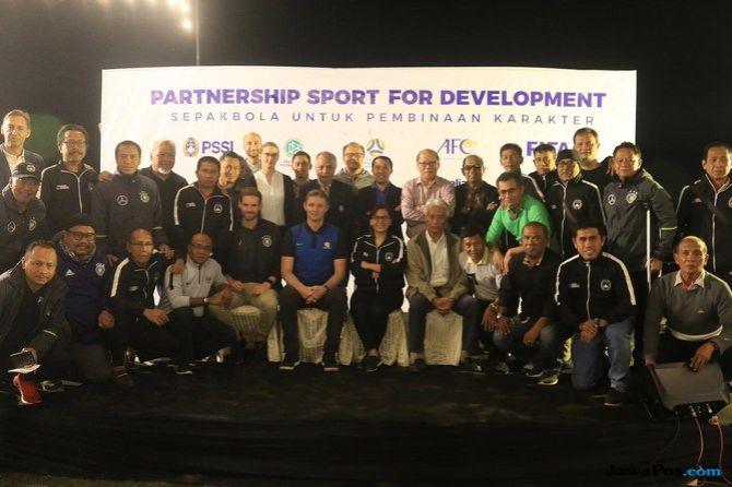 PSSI, Asprov Jatim, Sepak Bola, Indonesia, Ratu Tisha, Sekjen PSSI