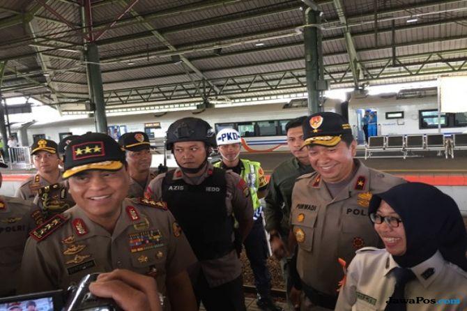 Jawaban Wakapolri Soal Hasil Hitung Cepat Pilkada Makassar