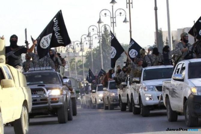 Jejak Saudi, AS, Eropa di Senjata Teroris Islamic State