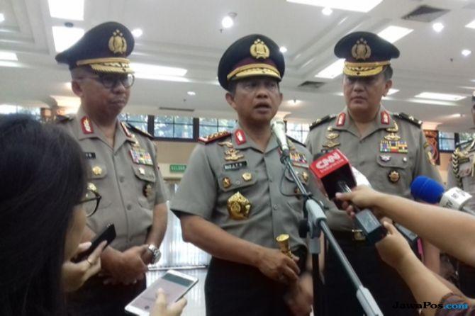 Jelang Asian Games 2018, Polri Tangkap 242 Teroris Bom Surabaya